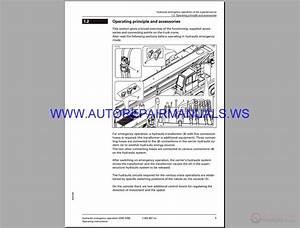 Grove Terrain Crane Gmk 6300 Maintenance Manual
