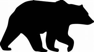 Free Bear Silhouette, Download Free Clip Art, Free Clip ...