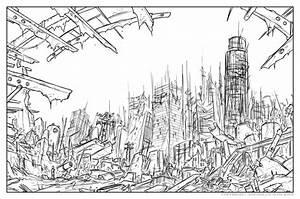City Ruins by jollyjack on DeviantArt