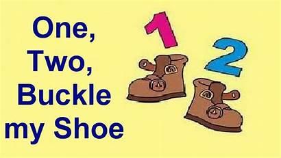 Buckle Shoe Nursery Rhymes