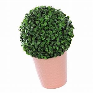 Boule De Buis : boule de buis artificielle 20 cm vert fonc maison fut e ~ Melissatoandfro.com Idées de Décoration
