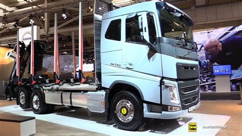 Volvo Truck 2019 Interior by 2019 Volvo Fh 540 Timber Truck Exterior And Interior