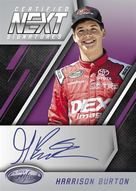 But retail giant target has decided to get out of the. 2018 Panini Certified NASCAR Racing Cards Checklist - Go GTS