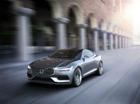 volvos concept coupe earns highest honor  autoblog