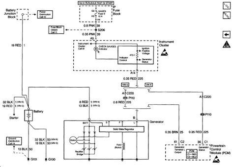 98 ls1 alternator exciter wire ls1tech camaro and firebird discussion