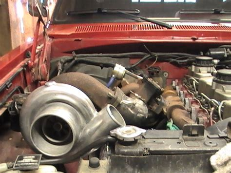 Homemade Twin Turbos Dodge Cummins Pictures to Pin on