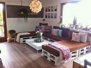 Couch Aus Paletten : s 39 bastelkistle roomtour wohnzimmer ~ Whattoseeinmadrid.com Haus und Dekorationen