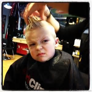 Toddler Boys Mohawk Hairstyles