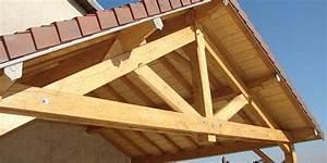 Comment Fabriquer Une Table De Ferme En Bois : charpente en bois ou en acier manie tout toiturier ~ Louise-bijoux.com Idées de Décoration