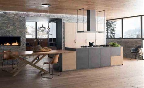 cuisine bois beton perene deux nouvelles cuisines inspiration cuisine