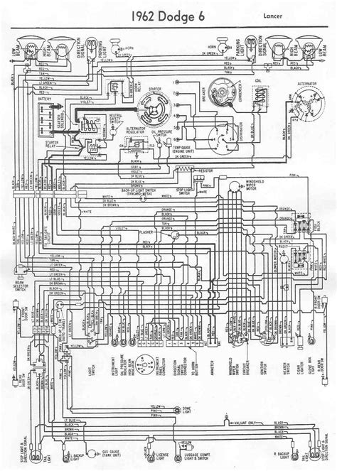 dodge dakota ignition wiring diagram electrical wiring