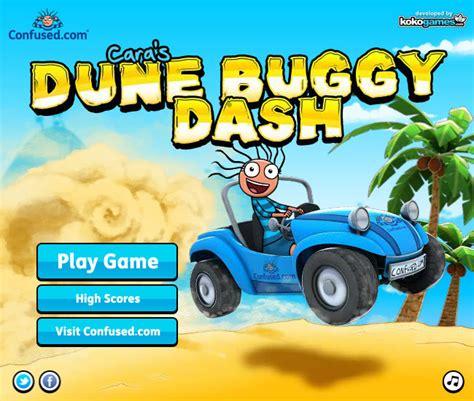 games  caras dune buggy dash play