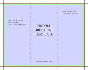 Brochure templates free brochure template flyer for Three fold brochure template free download