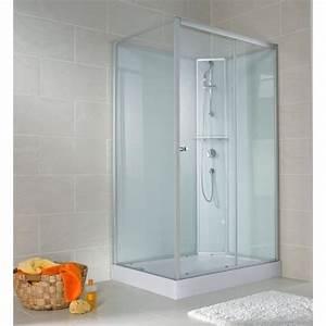 Cabine De Douche Rectangulaire : cabine de douche int grale 140x90 cm cabine de douche ~ Melissatoandfro.com Idées de Décoration