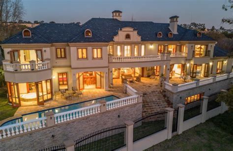 10,000 Square Foot Mansion In Midrand, South Africa