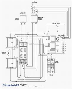Portable Generator Transfer Switch Wiring Diagram Gallery