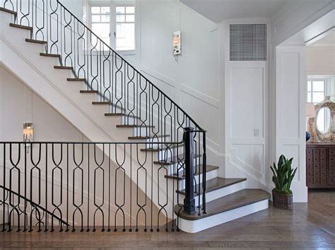 Home Interior Railings : Best 25+ Stair Railing Design Ideas On Pinterest