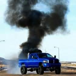 Cummins Diesel Rolling Coal