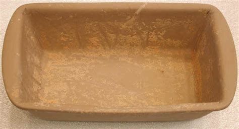 stoneware bread pan stone food safe cookware baking pans utensils recipes breadpan creatures allergies preparation equipment recipe