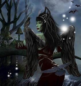Dark Fairy 2 by adrie janssen - 3D Artist