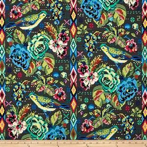 Amy Butler Hapi Celestial Dusk - Discount Designer Fabric