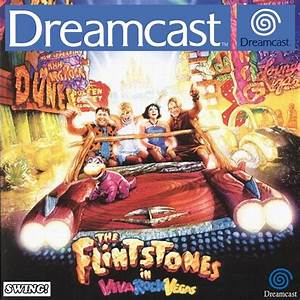 Flintstones in Viva Rock Vegas Dreamcast Game