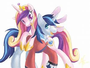Equestria Daily - MLP Stuff!: Shining Armor and Princess ...