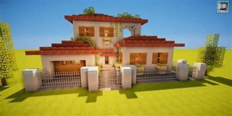 italian villa minecraft building