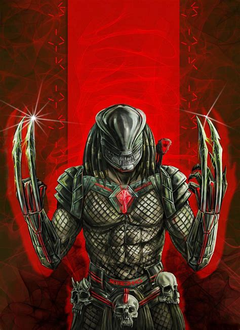 Download wallpaper the predator movie, the predator, 2018 movies, movies, hd images, backgrounds, photos and pictures for desktop,pc,android,iphones. Predator Art Wallpapers for Android - APK Download