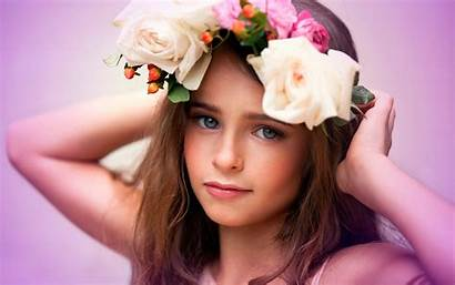 Child Flowers Wallpapers
