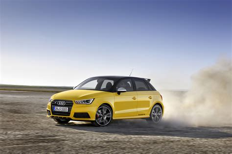 New Audi S1 Has 228hp Sprints From 0 To 100 Kmh In 58