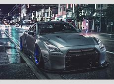 Nissan GTR Liberty Walk Performance