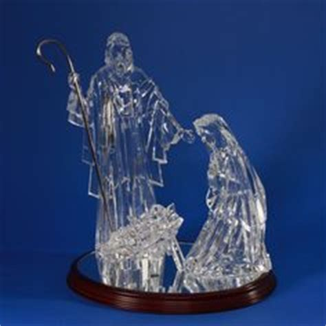 1000 images about acrylic nativity sets on pinterest