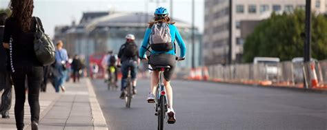 If that was a car, their insurance would pay so therefore cyclists should be treated the same and have to have insurance. Your Ultimate Guide to Cycling Commuter Etiquette - The Juice | Ripe Insurance
