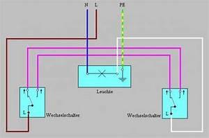 Lichtschalter Mit Licht : elektronik 1 lampe 2 schalter wie schalter verkabeln licht lichtschalter ~ A.2002-acura-tl-radio.info Haus und Dekorationen