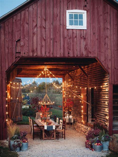 farm  table dinner  starbright farm outdoor rooms