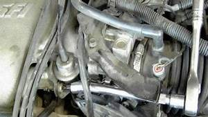 Where Are The 1999 Tahoe Fuel Injectors Located On Top Of
