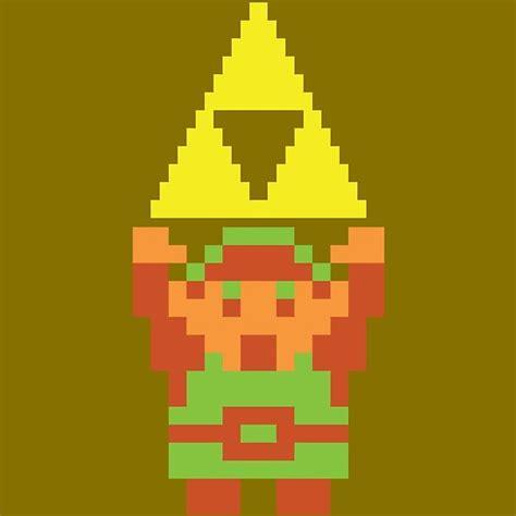 Legend Of Zelda 8 Bit Link  Hot Girls Wallpaper