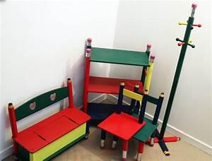ensemble de meubles original pour chambre d39enfant luckyfind With chambre d enfant original