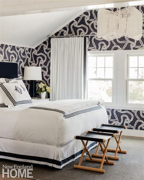 Cape Cod Bedroom by Cape Cod Cottage Chic New Home Magazine