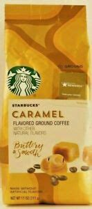 4.6 out of 5 stars with 3067 ratings. Starbucks Coffee Caramel Flavored Ground Coffee 11 oz ...