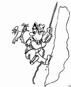 Können Mäuse Klettern : bergsteiger sieht vogel ausmalbild malvorlage comics ~ Markanthonyermac.com Haus und Dekorationen