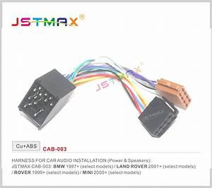 Jstmax Iso Radio Adapter For Bmw Compact E30 E36 E46 E34