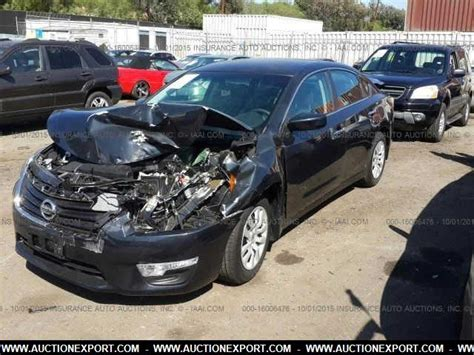 Damaged Cars For Sale In Nigeria