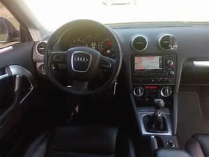 Audi A3 2l Tdi 140 : audi a3 2l tdi 140cv ambition luxe facelift an 07 2008 136500kms vendu le 29 03 2014 class ~ Gottalentnigeria.com Avis de Voitures