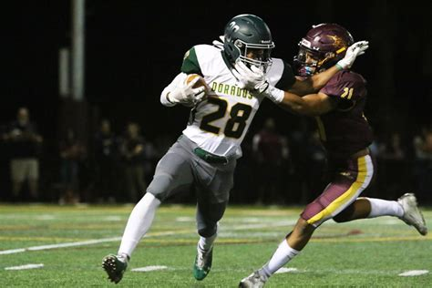 Scores from Friday night's slate of high school football ...