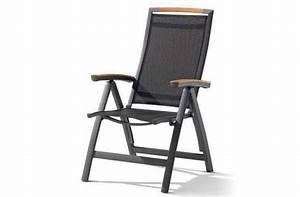 Chaise Teck Jardin : les chaises et fauteuils de jardin ~ Teatrodelosmanantiales.com Idées de Décoration