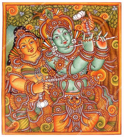 kerala mural artists 833 best images about kerala mural paintings on