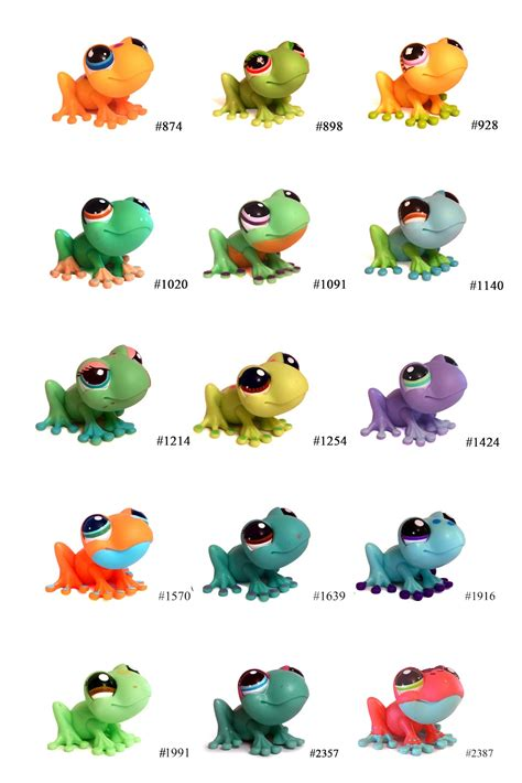 frog names nicole s lps blog littlest pet shop pets frog