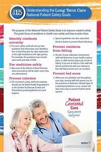 2015 NPSG Simply Said Poster - Long-Term Care
